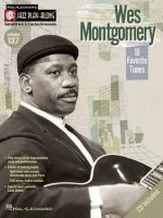 Wes Montgomery - Jazz Play-Along Volume 137 Bk/Cd - Wes Montgomery
