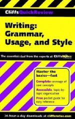 Writing: Grammar, Usage, and Style (Cliffs Quick Review) - Jean Eggenschwiler, Emily Dotson Biggs, CliffsNotes, Jean Eggenschwiller
