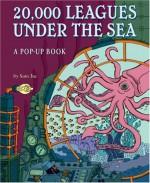 20,000 Leagues Under the Sea: A Pop-Up Book - Sam Ita