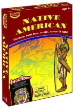 Native American Fun Kit - Dover Publications Inc.