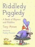 Riddledy Piggledy - Tony Mitton