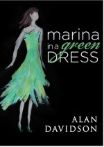 Marina In A Green Dress - Alan Davidson