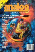 Analog Science Fiction/Science Fact January, 1990 - Stanley Schmidt