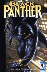 Black Panther Vol. 1: The Client - Christopher J. Priest, Mark Texeira