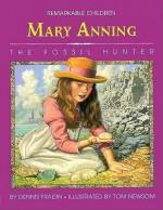 Mary Anning: The Fossil Hunter - Dennis Brindell Fradin, Tom Newsom