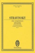 Fireworks, Op. 4: Orchestral Fantasia (Schott) - Igor Stravinsky