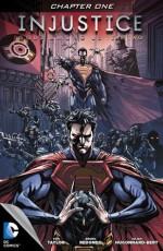 Injustice: Gods Among Us: Year Two #1 - Tom Taylor, Bruno Redondo