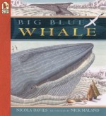 Big Blue Whale: Read and Wonder - Nicola Davies, Nick Maland