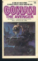 Conan the Avenger - Robert E. Howard, Björn Nyberg, L. Sprague de Camp