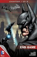Batman: Arkham City: End Game #1 - Derek Fridolfs, Shawn Jason Alexander