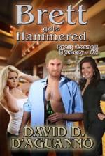 Brett Gets Hammered (Brett Cornell Series, 6) - David D. D'Aguanno