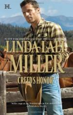Creed's Honor - Linda Lael Miller