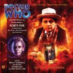 Doctor Who: Forty Five - Mark Morris, Nick Scovell, Mark Michalowski, Steven Hall