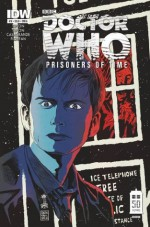 Doctor Who: Prisoners of Time #10 - Scott Tipton, David Tipton, Elena Casagrande, Francesco Francavilla, Dave Sim