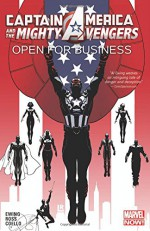 Captain America & the Mighty Avengers Vol. 1: Open for Business - Al Ewing, Luke Ross, Iban Coello