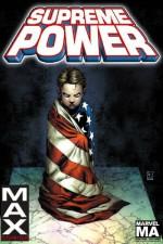 Supreme Power, Volume 1: Contact - J. Michael Straczynski, Gary Frank