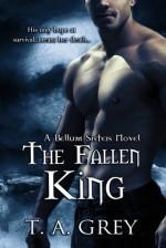 The Fallen King - T.A. Grey