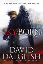 Skyborn (Seraphim) - David Dalglish
