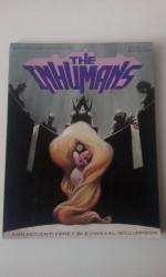 The Inhumans - Ann Nocenti, Bret Blevins, Al Williamson