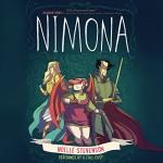 Nimona - Noelle Stevenson, Rebecca Soler, Jonathan Davis, Marc Thompson, HarperAudio
