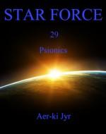 Star Force: Psionics - Aer-ki Jyr