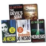 Jo Nesbø Collection: Redbreast, Nemesis, Devil's Star, Snowman & Redemeer - Jo Nesbø, Jo Nesbø