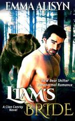 Liam's Bride: BBW Bear Shifter Romance (Clan Conroy Brides Book 1) - Emma Alisyn