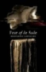 Fear Of De Sade - Bernardo Carvalho