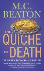 The Quiche of Death - M.C. Beaton