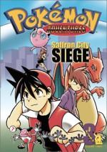 Pokemon Adventures, Volume 3: Saffron City Siege - Hidenori Kusaka, Mato