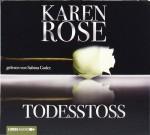 Todesstoß - Karen Rose, Sabina Godec
