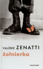 Żołnierka - Valérie Zenatti