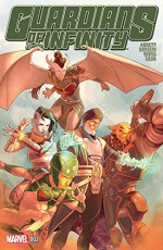 Guardians of Infinity (2015-) #2 - Jamal Campbell, Dan Abnett, Jason Latour, Marco Checchetto, Carlo Barberi