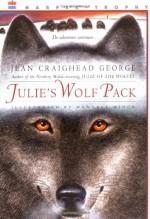 Julie's Wolf Pack - Jean Craighead George, Wendell Minor