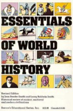 Essentials Of World History (Barron's Essentials ; The Efficient Study Guides) - Jean Reeder Smith, Lacey Baldwin Smith