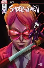 Spider-Gwen (2015-) #28 - Jason Latour, Robbi Rodriguez