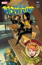 All-New Wolverine (2015-) #7 - Tom Taylor, Marcio Takara, Bengal