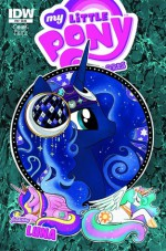 My Little Pony Micro-Series, #10: Luna - Katie Cook, Andy Price