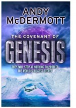 The Covenant Of Genesis - Andy McDermott