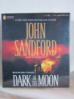 Dark of the Moon by John Sandford Unabridged CD Audiobook - John Sandford, Eric Conger