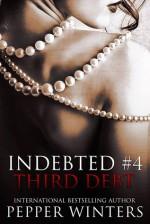 Third Debt - Pepper Winters