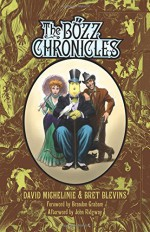 The BOZZ Chronicles (Dover Graphic Novels) - Brandon S Graham, David Michelinie, David Michelinie, John Ridgway, Bret Blevins, Bret Blevins