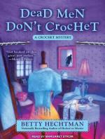 Dead Men Don't Crochet - Betty Hechtman, Margaret Strom