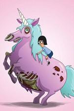 Bob's Burgers #1 New York Comic Con Zombie Equestranauts Virgin Variant - Rachel Hastings, Frank Forte