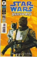 Star Wars : Underworld- The Yavin Vassilika # 4 ( of 5) Photo Cover - Mike Kennedy, Carlos Meglia