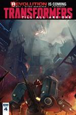 Transformers: Till All Are One #4 - Mairghread Scott, Sara Pitre-Durocher