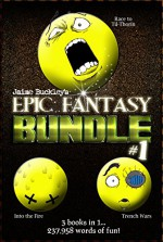 Epic Fantasy Bundle #1 (Wanted Hero Epic Bundles) - Jaime Buckley