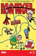 Marvel: Now What? #1 - Sara Schaefer, Scott Adsit, Wyatt Cenac, Brian Posehn, Skottie Young