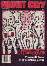 Night Cry, Summer 1985 (Vol. 1, No. 2) - George Alec Effinger, A. R. Morlan, Thomas Sullivan, T. E. D. Klein, Frances Jetter
