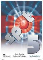 Hot Spot Level 5: Student's Book International - Colin Granger, Katherine Stannett
